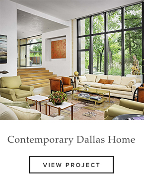 Contemporary Dallas Home