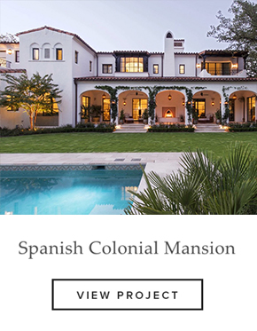 Spanish Colonial Mansion