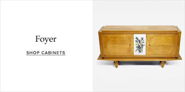 Foyer - Cabinets