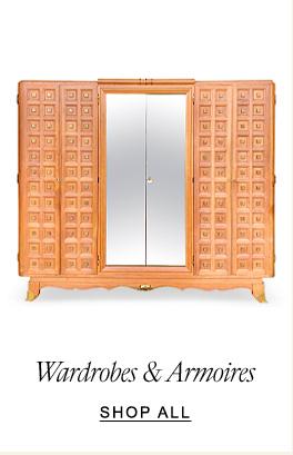 Wardrobes & Armoires