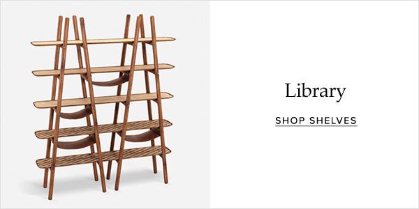 Library - Shelves