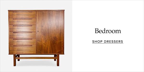 Bedroom - Dressers